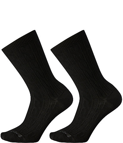SmartWool Women's Everyday Cable Crew Socks