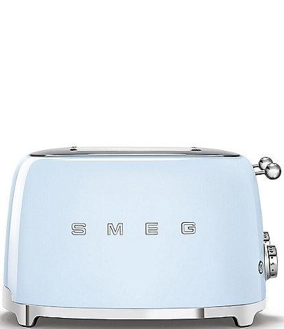 SMEG 50's Retro 4x4 Slot Toaster
