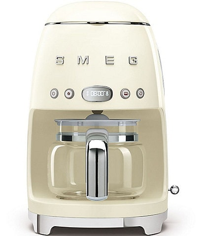 SMEG 50's Retro Drip Filter 10-Cup Coffee Machine