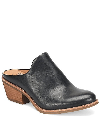 Sofft Ameera Leather Clogs