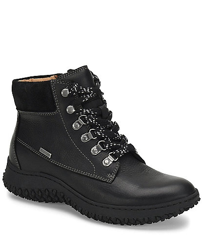 Sofft Amoret Waterproof Leather Hiker Bootie