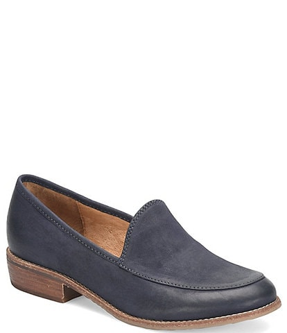 Sofft Napoli Leather Loafers