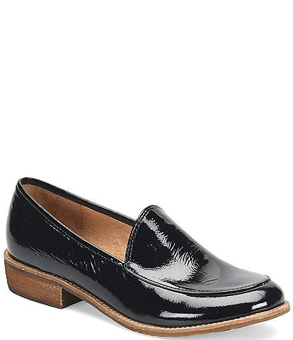 Sofft Napoli Patent Leather Loafers