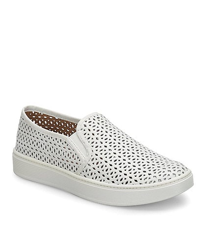 Sofft Somers II Perforated Leather Sneakers