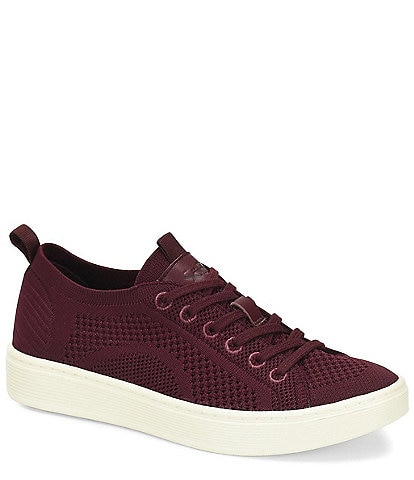 Sofft Somers Knit Mesh Lace Up Sneakers