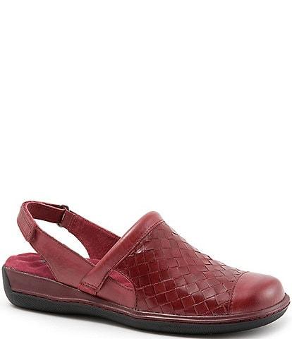 SoftWalk Salina Woven Sandals