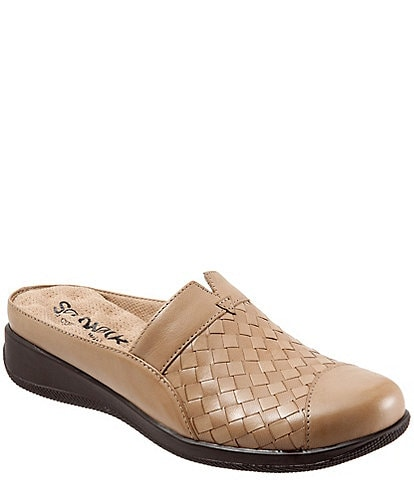 SoftWalk San Marcos Woven Mules