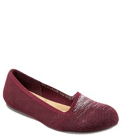 SoftWalk Sicily Perforated Slip Ons