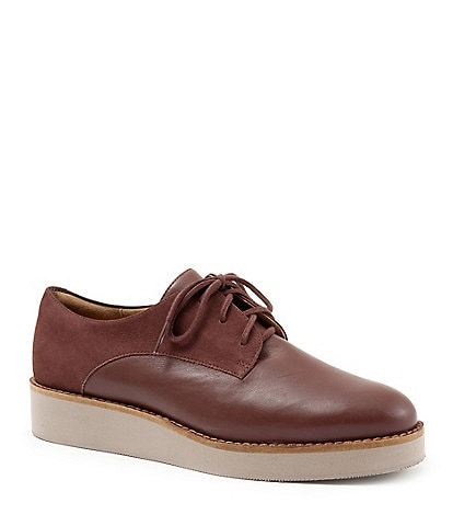 SoftWalk Willis Oxfords