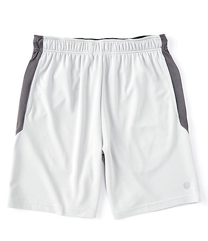 Solaris Active Big & Tall Essentials 8#double; and 10#double; Inseam Knit Shorts