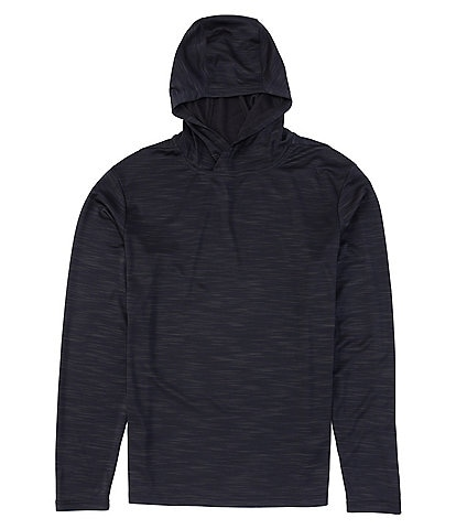 Solaris Big and Tall Knit Lightweight Pull-Over Long-Sleeve Hoodie