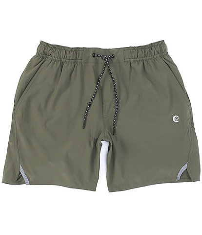 Solaris Active Zon 6.5#double; Inseam Shorts With Liner