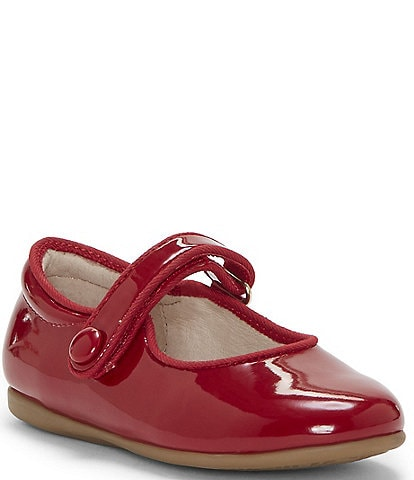 Sole Play Girls' Phryne Patent Mary Jane (Infant)