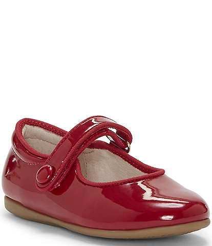 Sole Play Girls' Phryne Patent Mary Jane