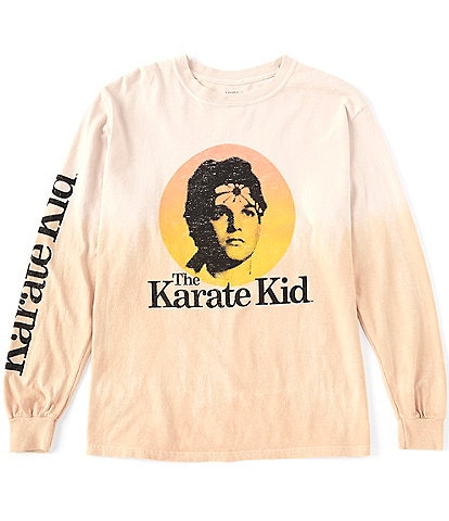 Sony Karate Kid Daniel Concentrate Long-Sleeve Graphic T-Shirt