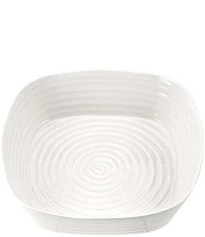 Sophie Conran For Portmeirion Porcelain 11#double; Square Roaster