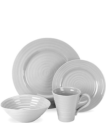 Sophie Conran for Portmeirion Porcelain 4-Piece Place Setting