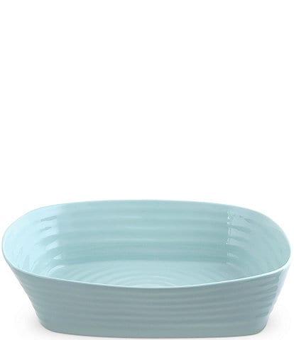 Sophie Conran for Portmeirion Porcelain Celadon Lasagne Roaster