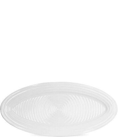 Sophie Conran For Portmeirion Porcelain Fish Platter