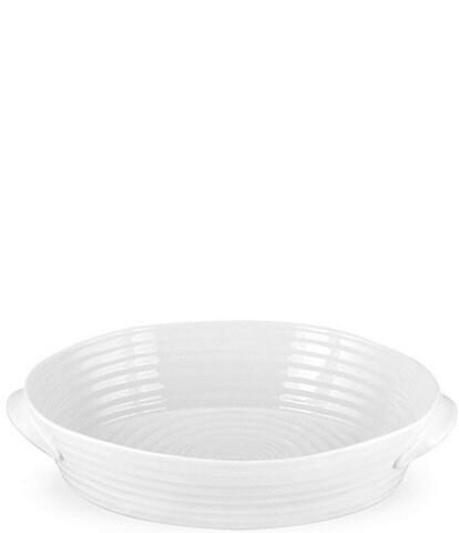 Sophie Conran for Portmeirion Porcelain Handled Oval Roasting Dish