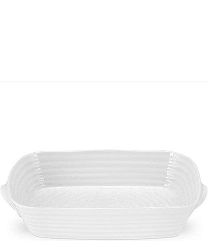 Sophie Conran for Portmeirion Porcelain Handled Rectangular Roasting Dish