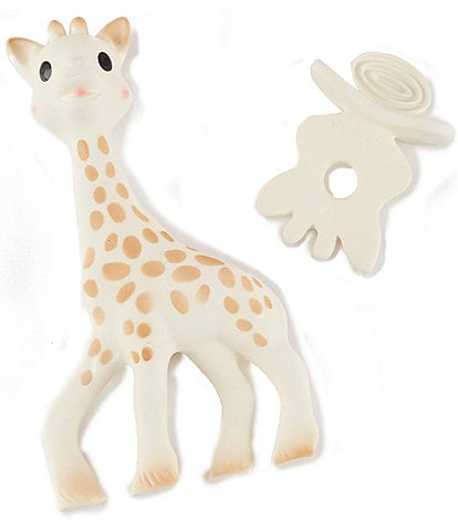 Sophie La Girafe So Pure Teether Set