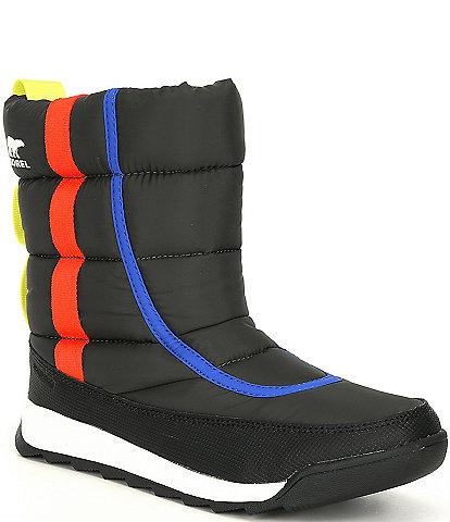 Sorel Kids' Whitney II Puffy Mid Waterproof Winter Boots (Youth)