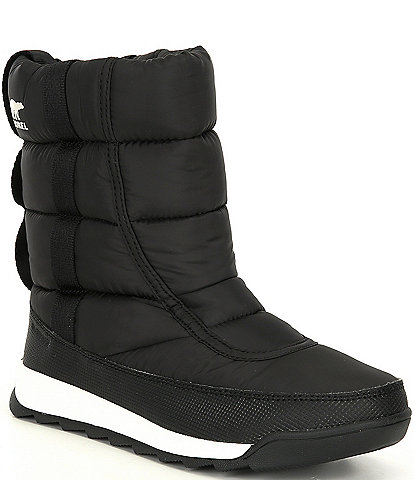 Sorel Kids' Whitney II Puffy Mid Waterproof Boots (Youth)