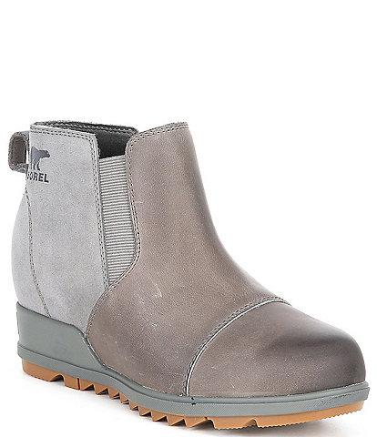 Sorel Evie Waterproof Pull-On Booties