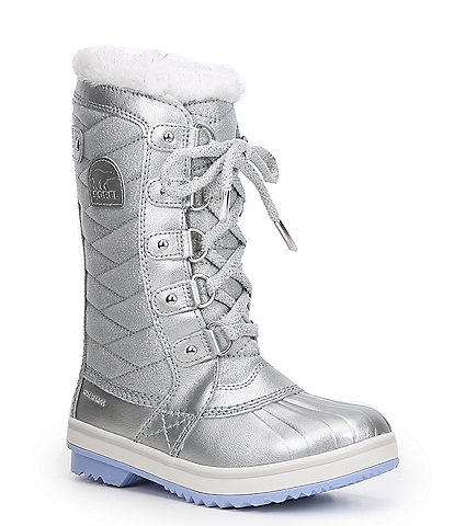 Sorel Girls' Disney X Sorel Tofino II Frozen Waterproof Winter Boot