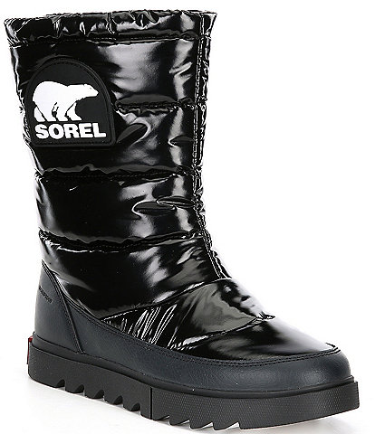 Sorel Joan of Artic Next Lite Mid Puffy Waterproof Nylon Boots