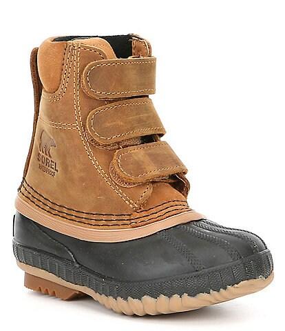 Sorel Kids' Cheyanne II Strap Waterproof Boot