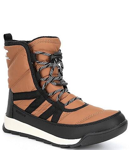 Sorel Kids' Whitney II Short Lace-Up Waterproof Winter Boots (Youth)