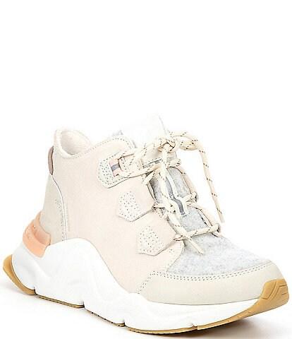 Sorel Kinetic Rnegd Caribou Waterproof Sneakers