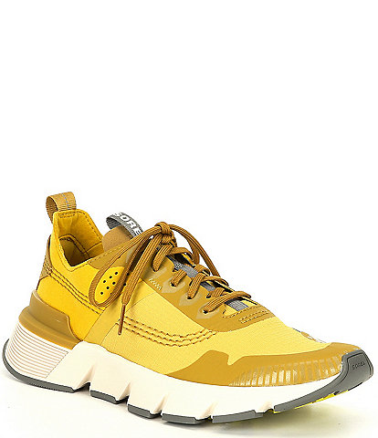 Sorel Kinetic Rush Ripstop Lace-Up Sneakers