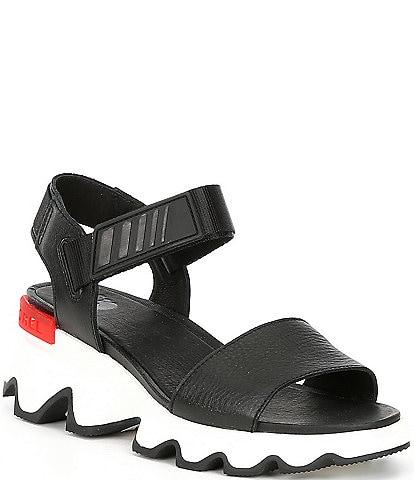 Sorel Kinetic Wedge Sandals