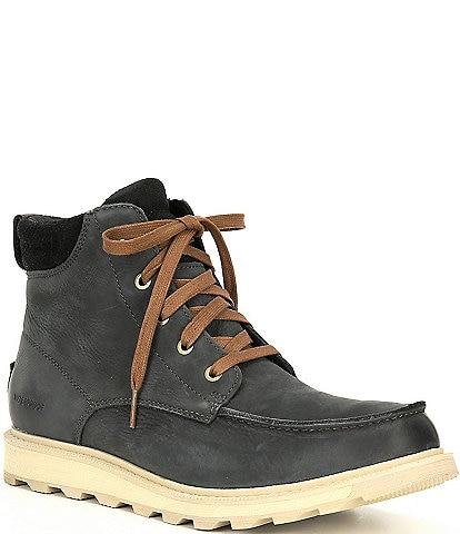Sorel Men's Madson II Moc Toe Waterproof Boot