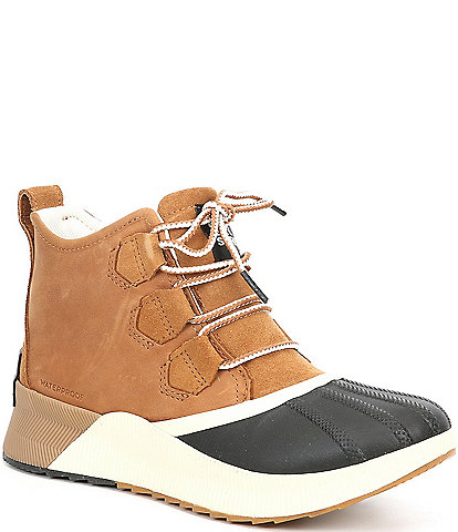 Sorel Out N About Classic Waterproof Lace-Up Booties