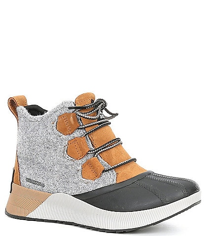 Sorel Out N About III Classic Waterproof Lace-Up Booties