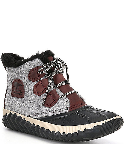 Sorel Out N About Plus Waterproof Booties