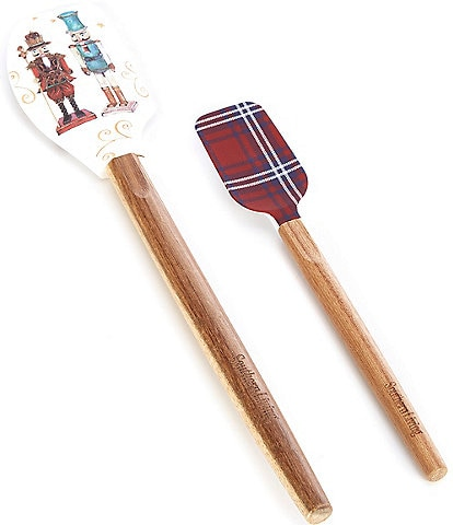 Southern Living 2-Piece Christmas Spatula Set