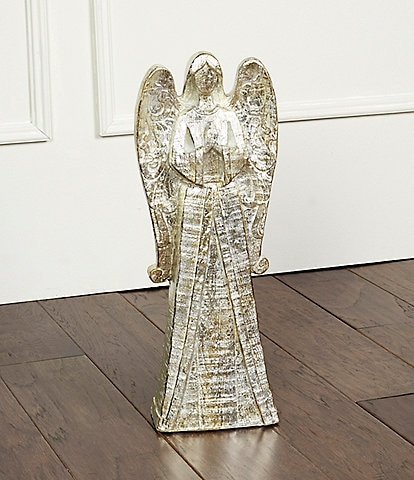 Southern Living A Christmas Classic Collection Praying Angel Figurine