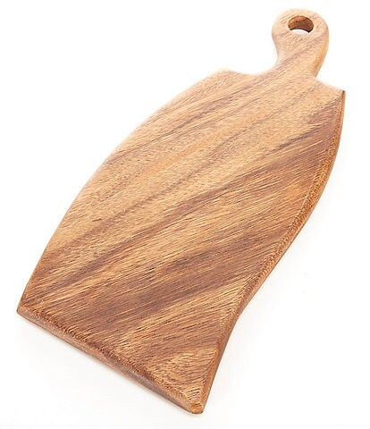 Southern Living Acacia Wood Small Cheese Board