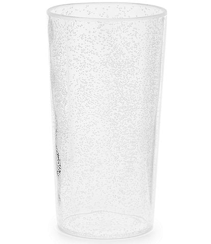 Southern Living Acrylic Clear Bubble Highball