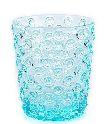 Southern Living Acrylic Hobnail Double Old-Fashion Glass