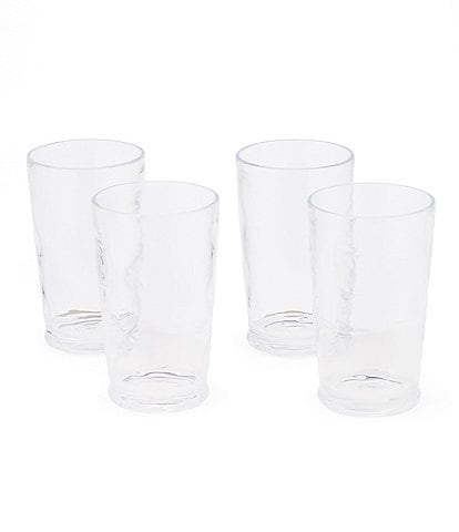 Southern Living Acrylic Ribbed Tumbler Drinkware