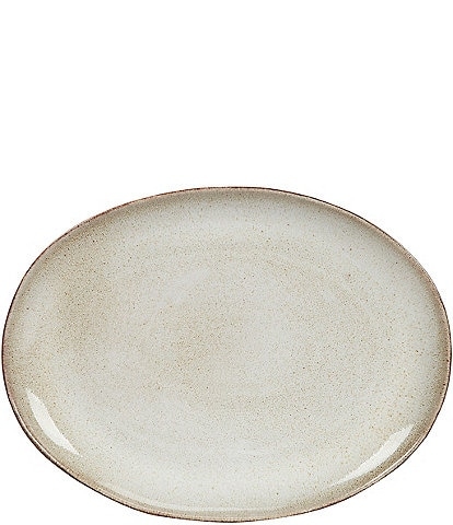 Southern Living Astra Collection Glazed Oval Platter