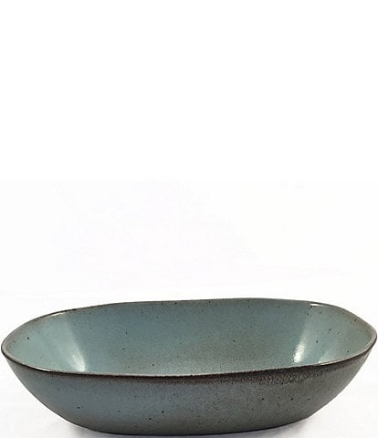 Southern Living Astra Glazed Stoneware Oval Baker