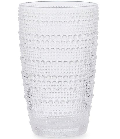 Southern Living Beaded Highball Glass