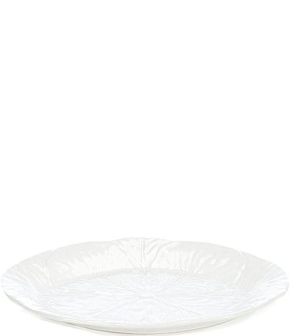 Southern Living Cabbage Large Serving Platter